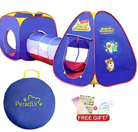 Tienda de Campaña, Juegos de Portátil Plegable Juguetes para Niños