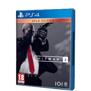 HITMAN 2 GOLD EDITION PS4 y XBOX ONE en GAME