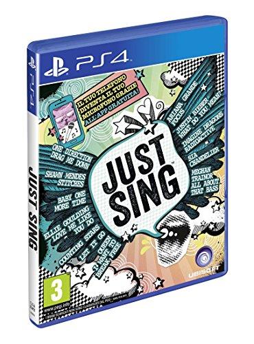 Just Sing [Importación Italiana]