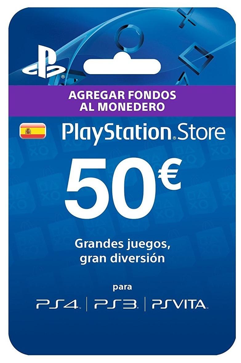 Tarjeta PlaySation de 50€ por 38,59€