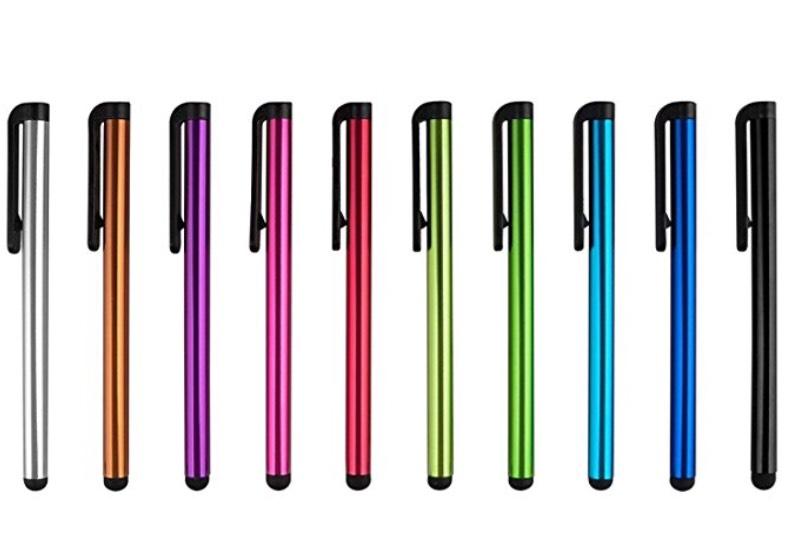 ¡11 lápices ópticos para pantallas táctiles 0,99€! Envío gratis