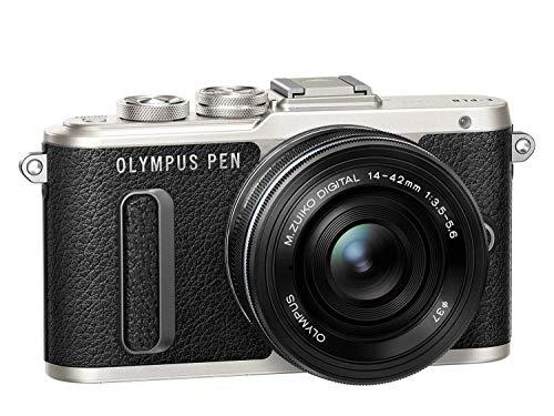 Olympus Pen E-PL8 - Cámara Evil de 16 MP -- Kit con Cuerpo y Objetivo M.Zuiko Digital 14 ‑ 42 mm PRECIO MÍNIMO