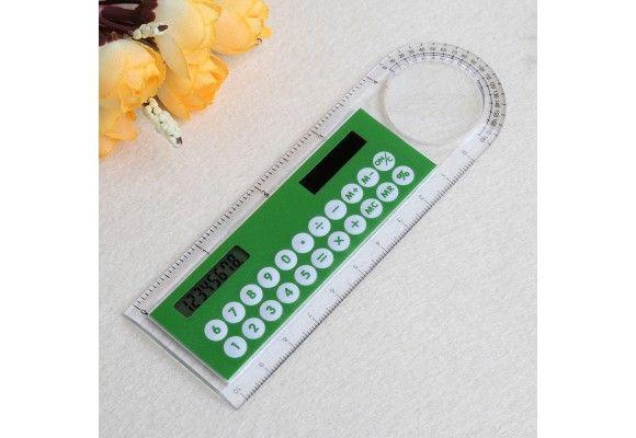 SOLO LOS PORTES: calculadora, lupa, regla y transportador de ángulos.