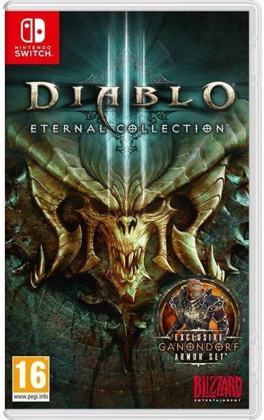 Diablo eternal collection para Switch (Alcampo Alcorcón)