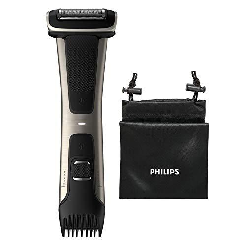 Philips Serie 7000 BG7025/15  Afeitadora corporal con cabezal de recorte y de afeitado