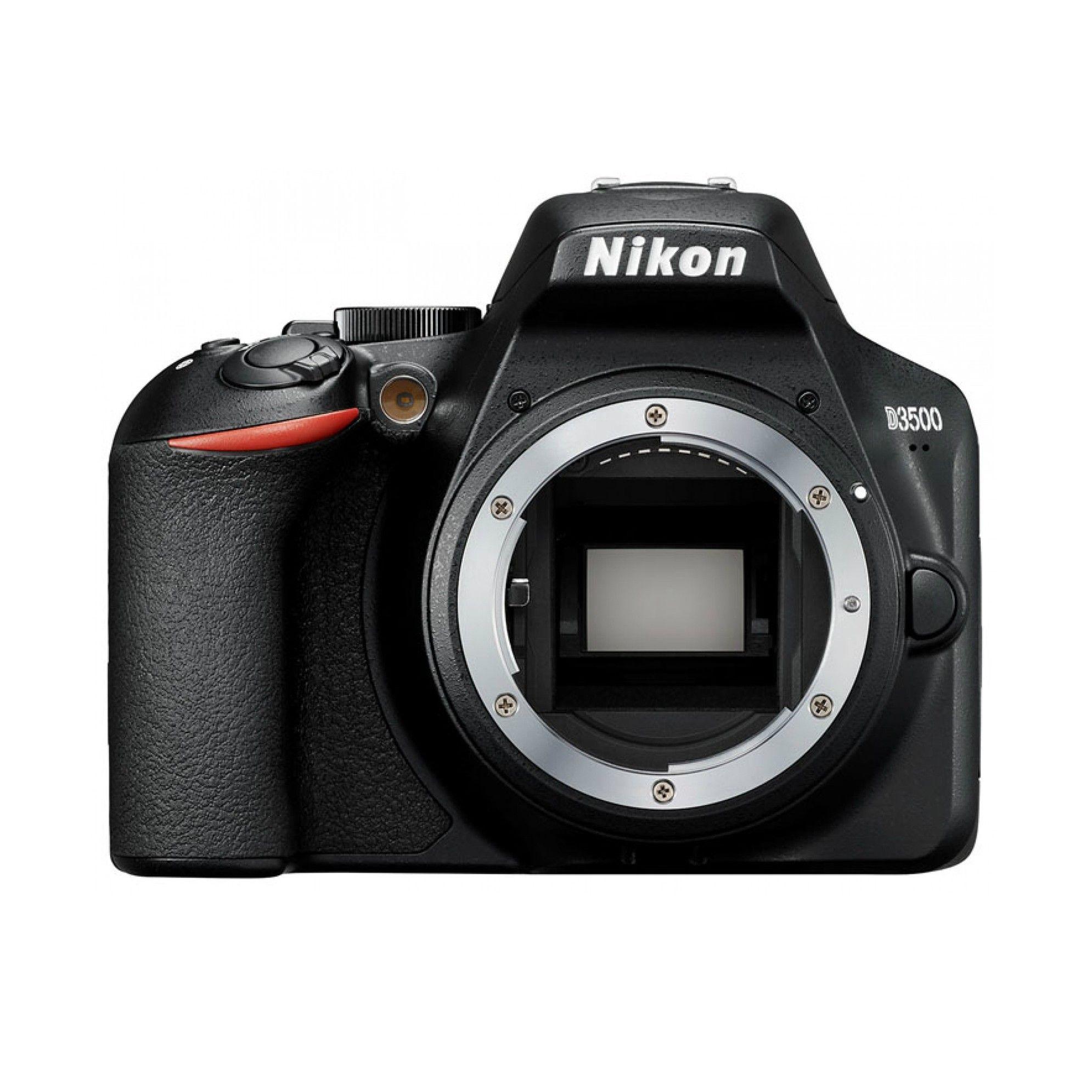 Nikon D3500 CUERPO (En inglés)