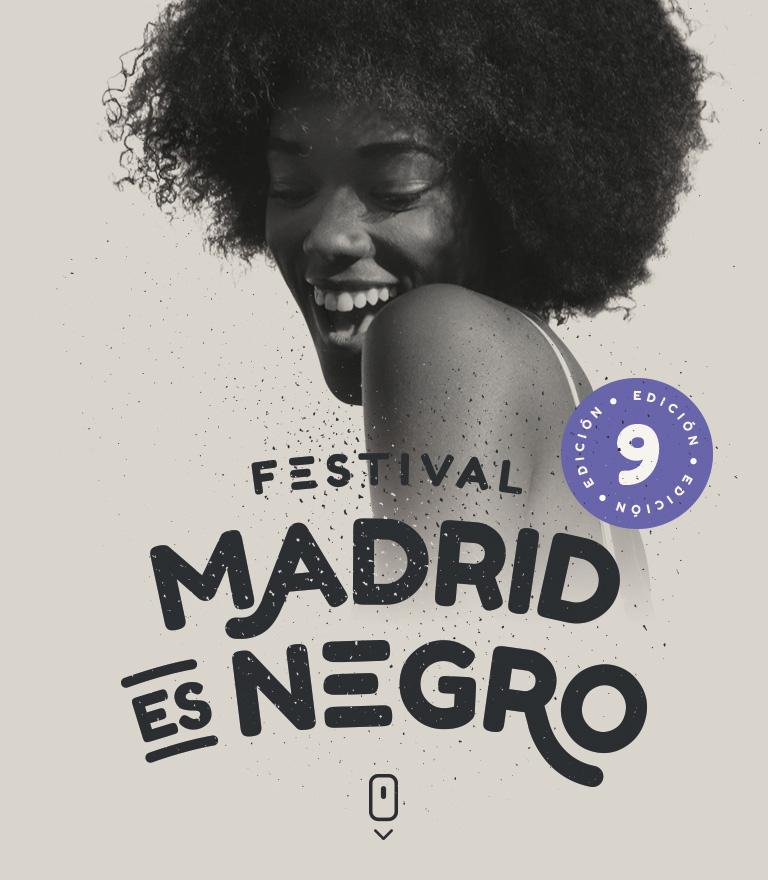 """9ª Edición Festival """"Madrid es Negro"""": Homenaje a Michael Jackson (presentación, fiesta de inauguración y CDs gratis)"""