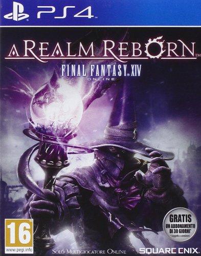 Final Fantasy XIV: A Realm Reborn [Importación Italiana]