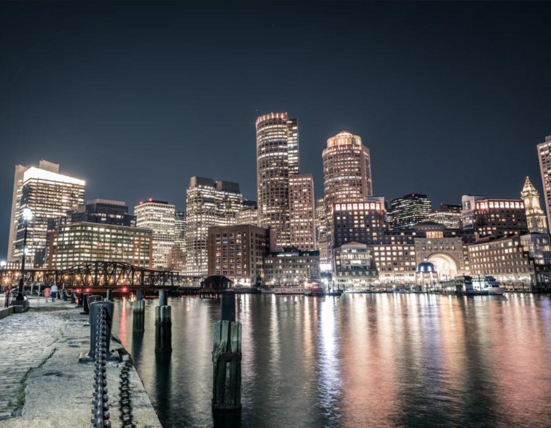 Vuelos Barcelona - Boston entre 177€ y 200€ ida y vuelta para los próximos meses