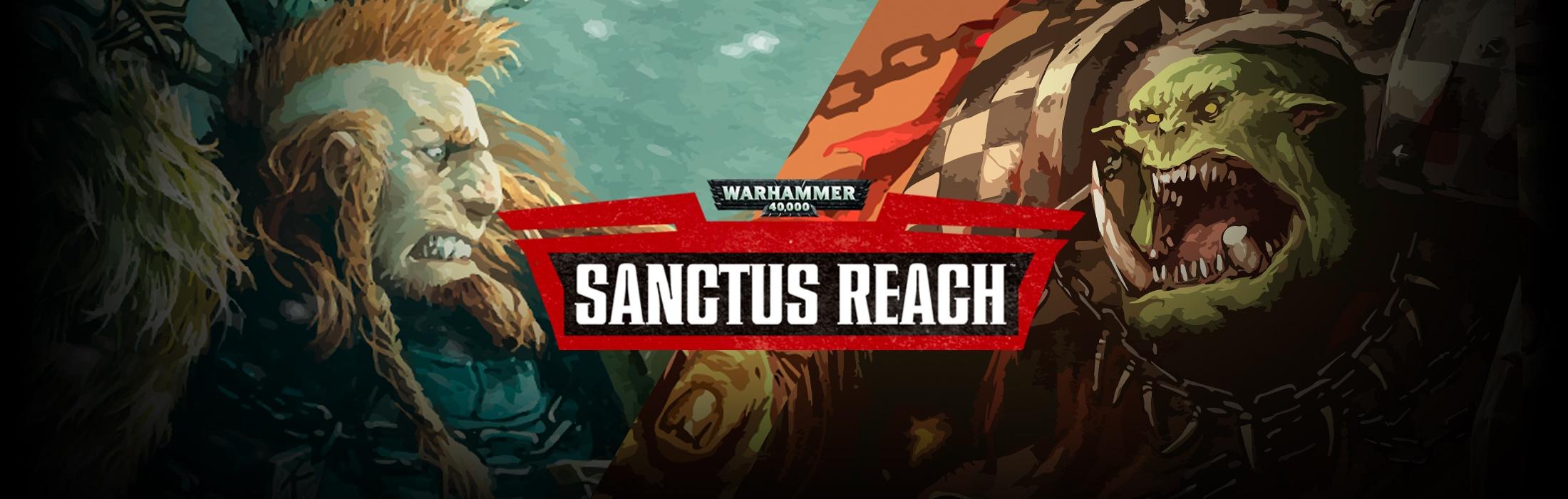 Warhammer 40,000: Sanctus Reach [Pc, Fanatical]