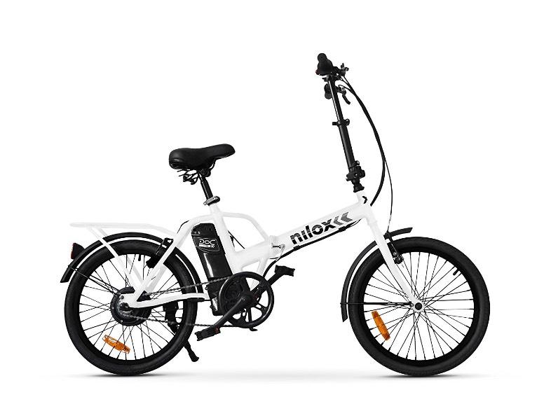 Bicicleta eléctrica - Nilox X1