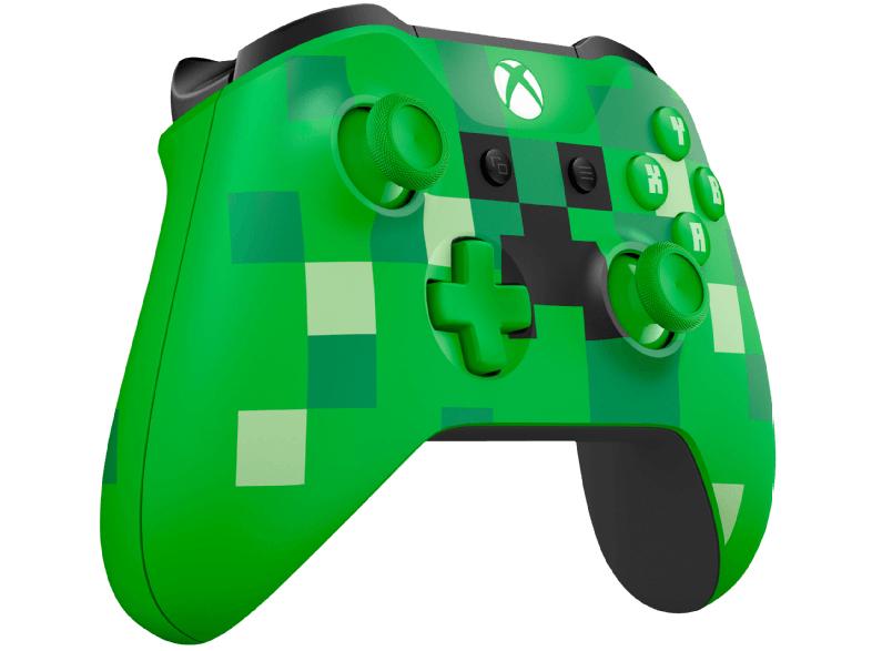 Mando Xbox One/PC Minecraft Creeper a 33€