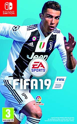 FIFA 19 – Edición Estándar (Mínimo Histórico) [Nintendo Switch]