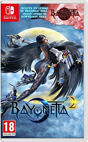 Bayonetta 2 + Código de descarga para Bayonetta 1 [Nintendo Switch]