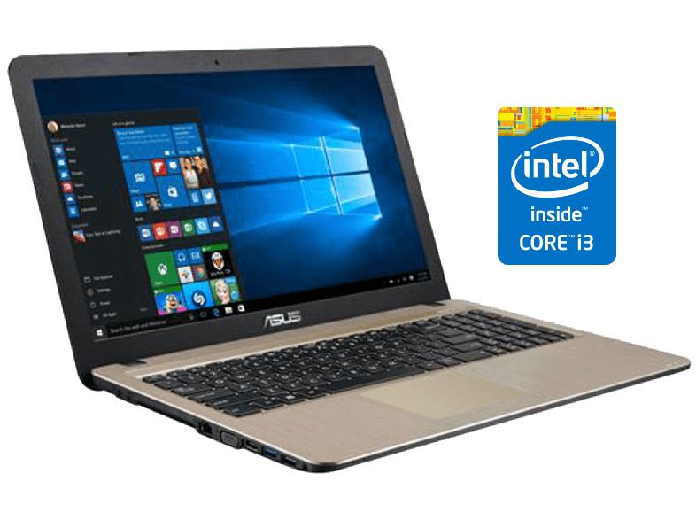 """Portátil - Asus X540LA-XX1023T, 15.6"""", Intel® Core™ i3-5005U, 8GB RAM, 256 GB SSD, W10"""
