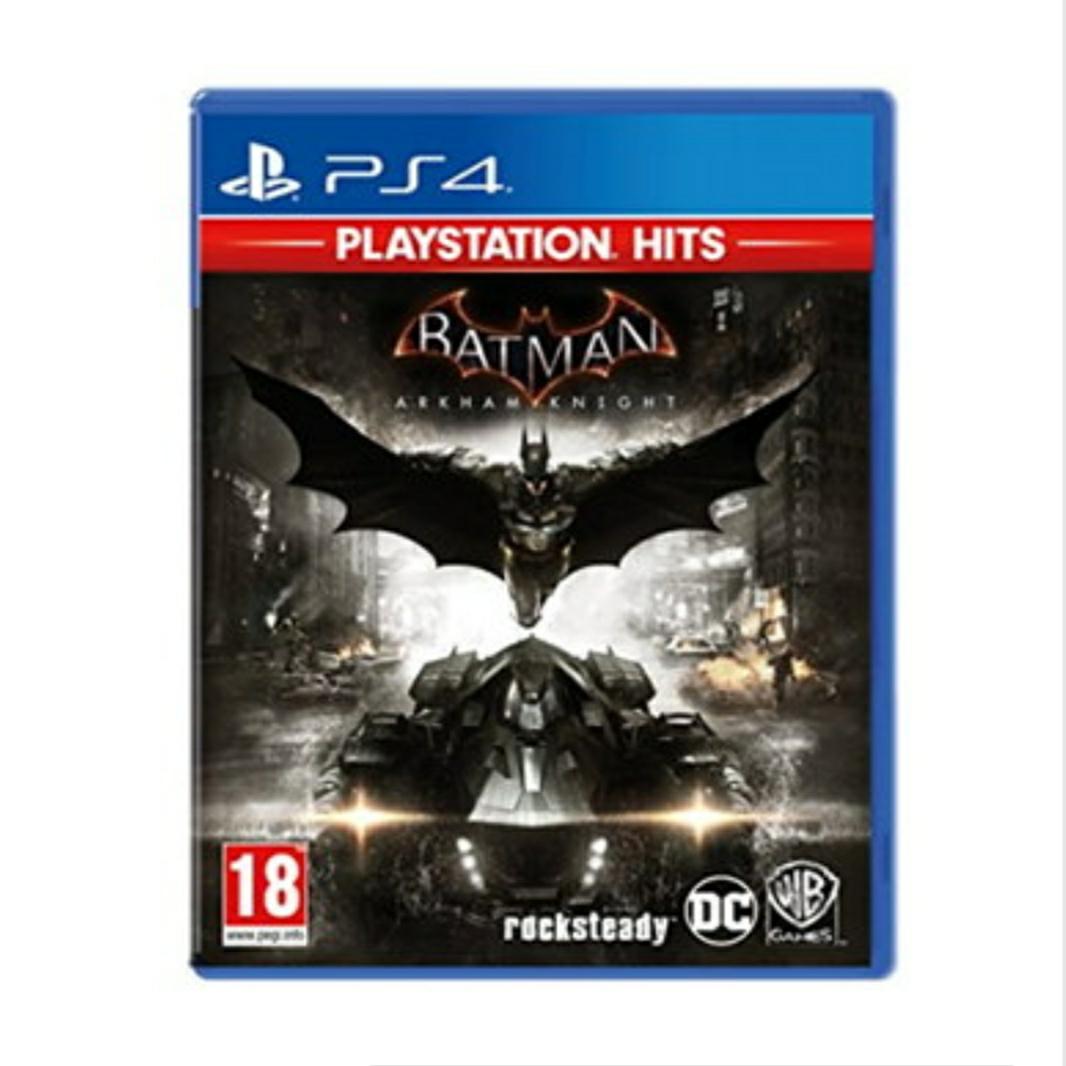 Batman Arkham Knight (PlayStation 4)