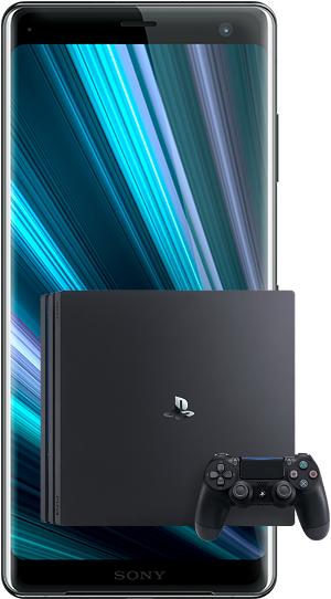 Sony Xperia XZ3 Negro + PS4 de regalo con YOIGO