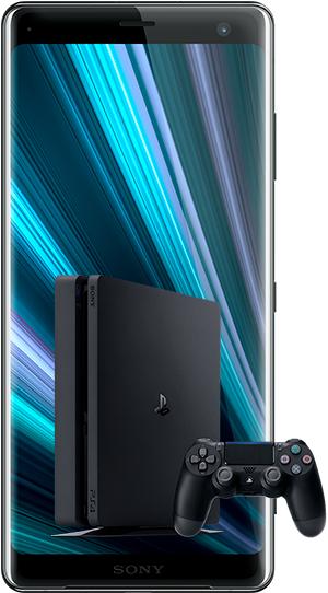 Sony Xperia XZ3 Negro + PS4 de regalo con tarifa Sinfín25 de YOIGO
