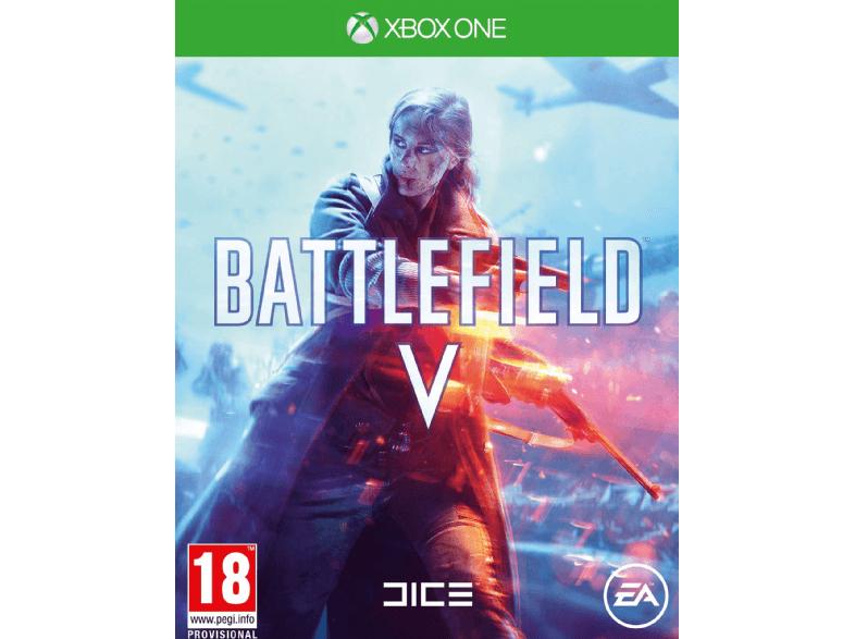 Xbox One Battlefield V - Online o en Tienda 32,98