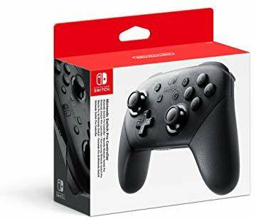 Mando Pro Controller Nintendo Switch (Amazon)