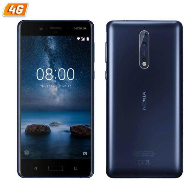 Nokia 8 4GB/64GB Azul ¡PRECIAZO! ¡Corred insensatos!
