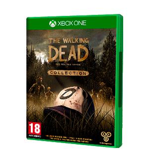 Recopilatorio The Walking Dead Xbox One (físico)
