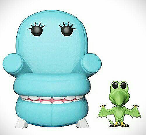 MEGAPRECIO! Funko Pop! - Pee-wee's Playhouse Chairry with Pterri