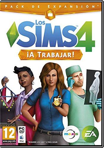 Expansión Sims 4 ¡A trabajar! (PC)