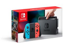 Nintendo Switch Azul/Rojo [NUEVO Y PRECINTADO] ENVIO DESDE ESPAÑA