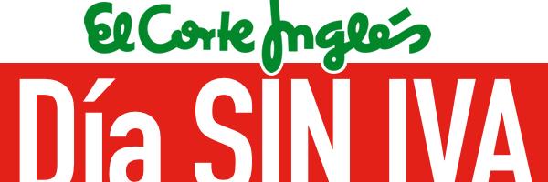 Día sin IVA en el Corte Inglés el sábado 20 de enero