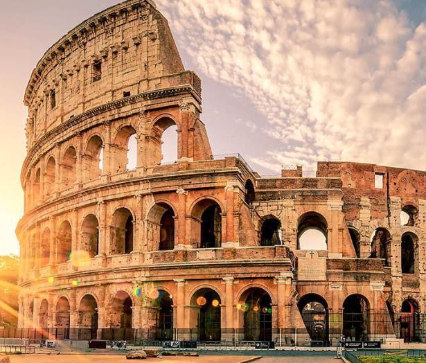 Roma 98€/p = 2 noches en hotel + vuelos