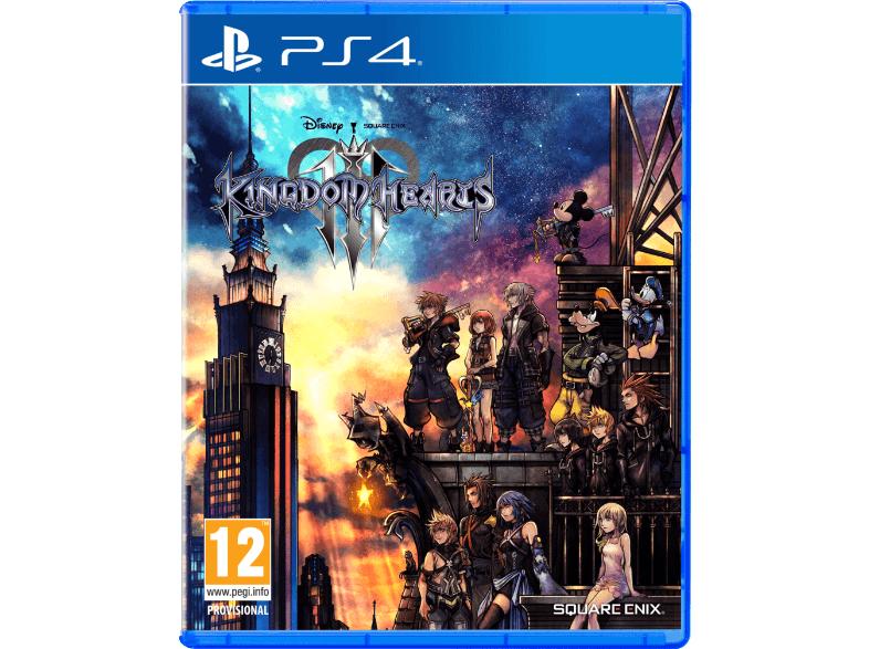 Kingdom Hearts 3 (PS4 y Xbox) [CAMBIAZO]*