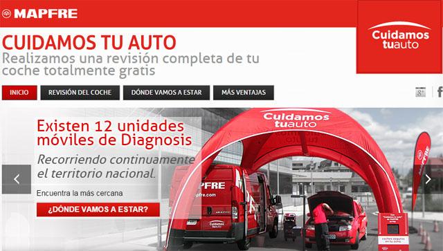 MAPFRE revisiones completas gratuitas coches motos