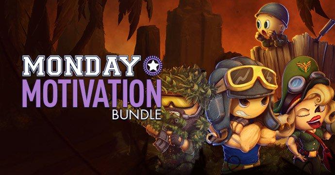 Monday Motivation Bundle - Indiegala