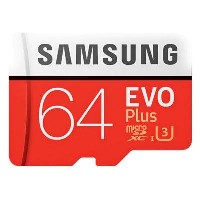 Tarjeta de Memoria Micro SD Samsung UHS-3 64 GB