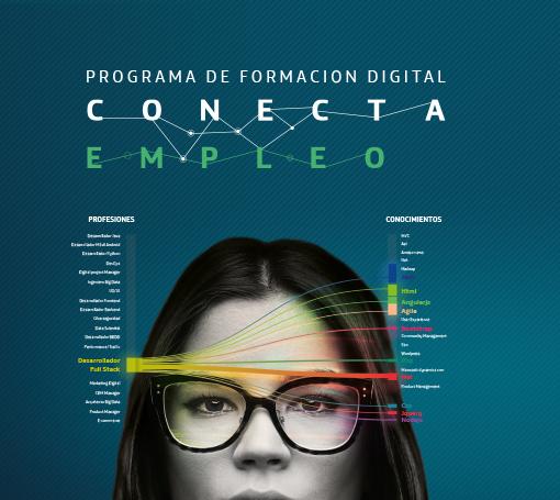 Conecta Empleo: cursos online gratuitos