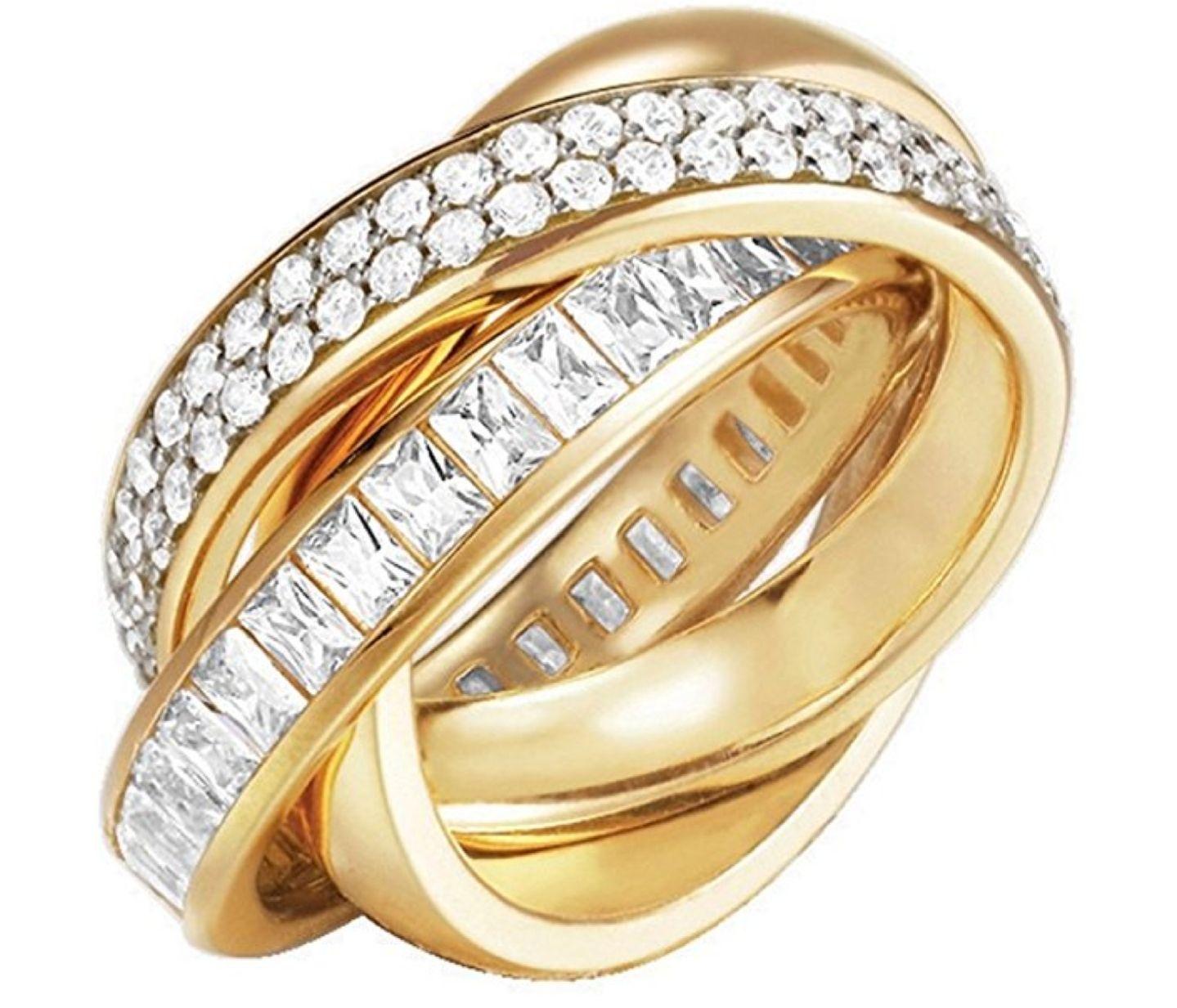 Glamour ES-TRIDELIA GOLD