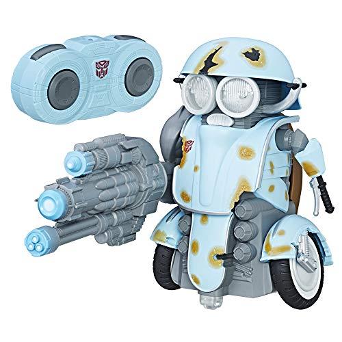 ¡Robot Sqweeks con Radio Control de Transformers 5 solo 20€!