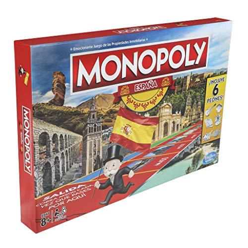 Monopoly versión España