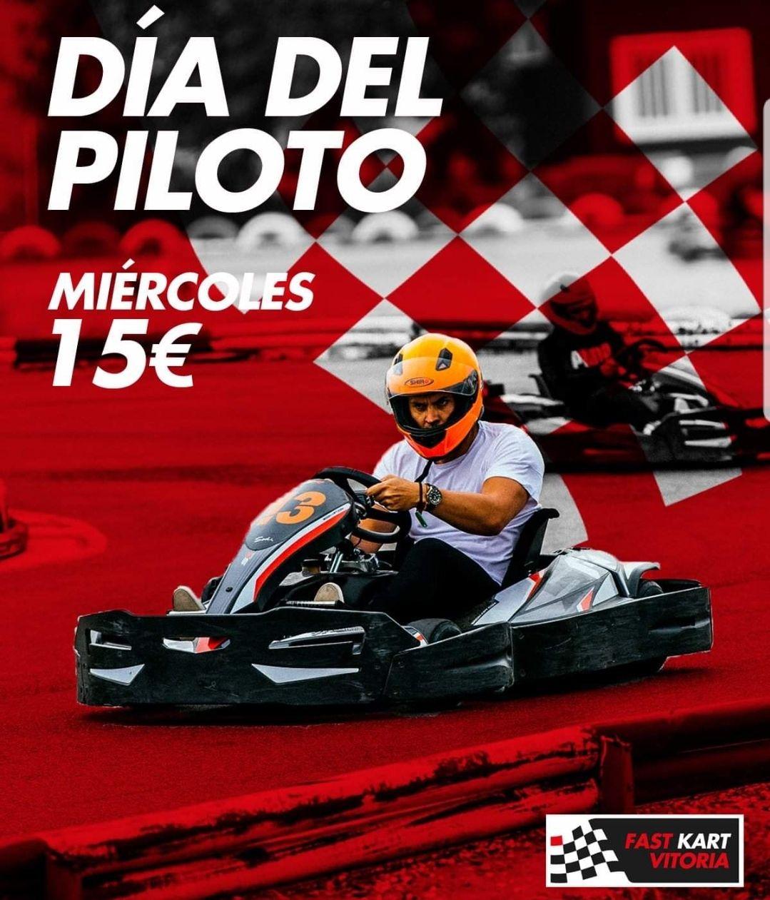 Karting indoor Vitoria