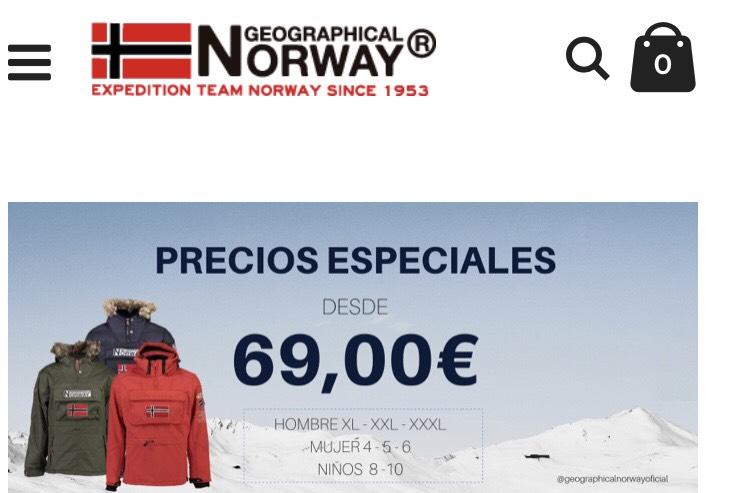 Todo Norway official al 70-80%