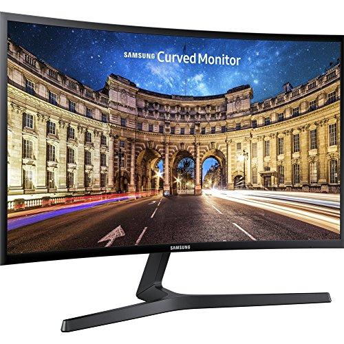 "Samsung C24F396FHU - Monitor Curvo (24"", Full HD, LED)"