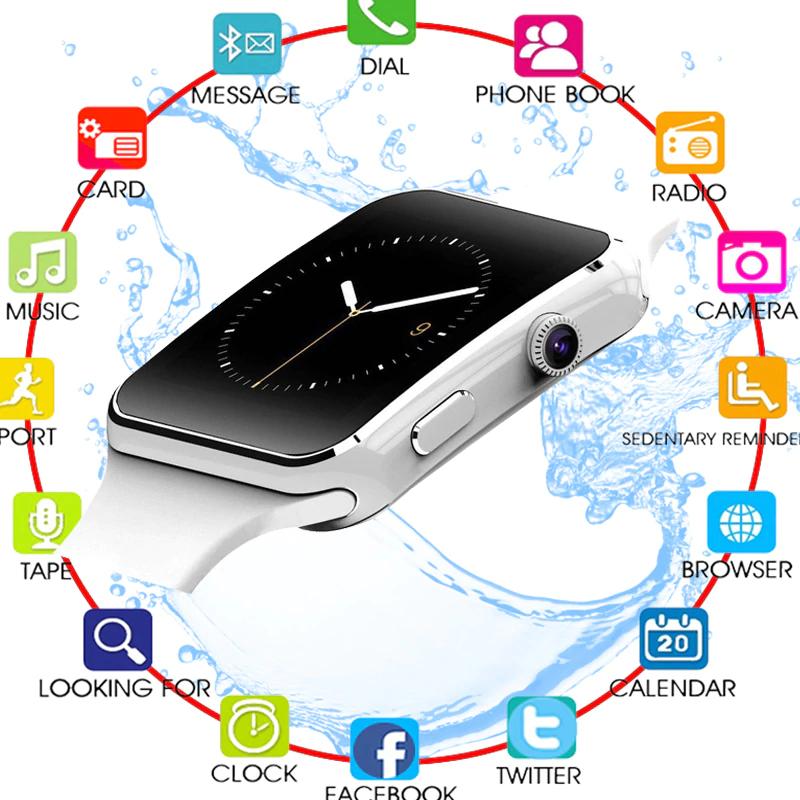 GANGAZO Smartwatch X6 por  8,41€