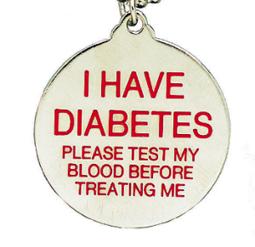 Collar para diabéticos GRATIS