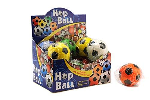 ¡12 mini pelotas de fútbol por 5,76€! Producto  Plus