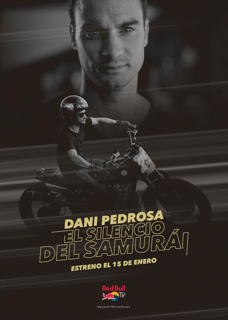 """DANI PEDROSA: Documental """"El Silencio del Samurái"""" (GRATIS)"""