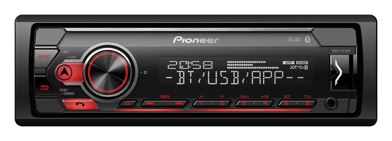 ¡Radio Pioneer para coche!