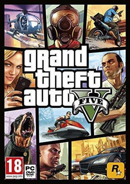 Grand Theft Auto V 5 (GTA 5) PC