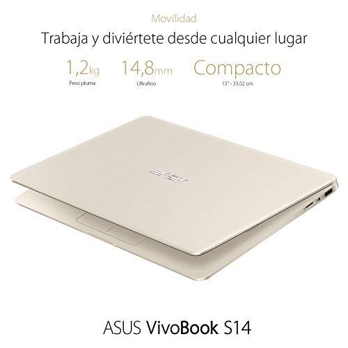 ASUS VivoBook S14  i5-8250U