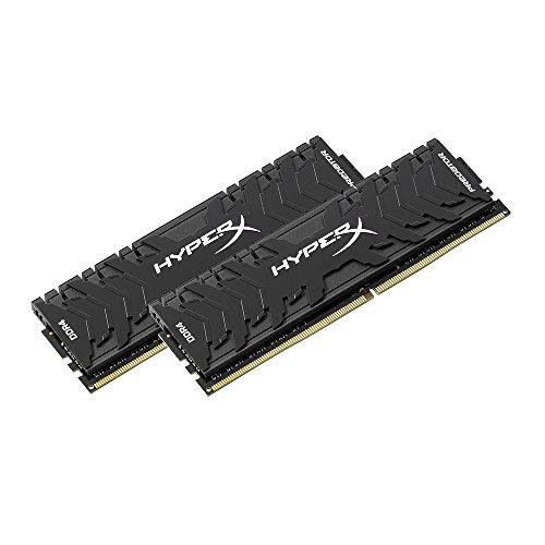 HyperX Predator Kit de 16 GB (2x8 GB) 3333MHz DDR4 CL16